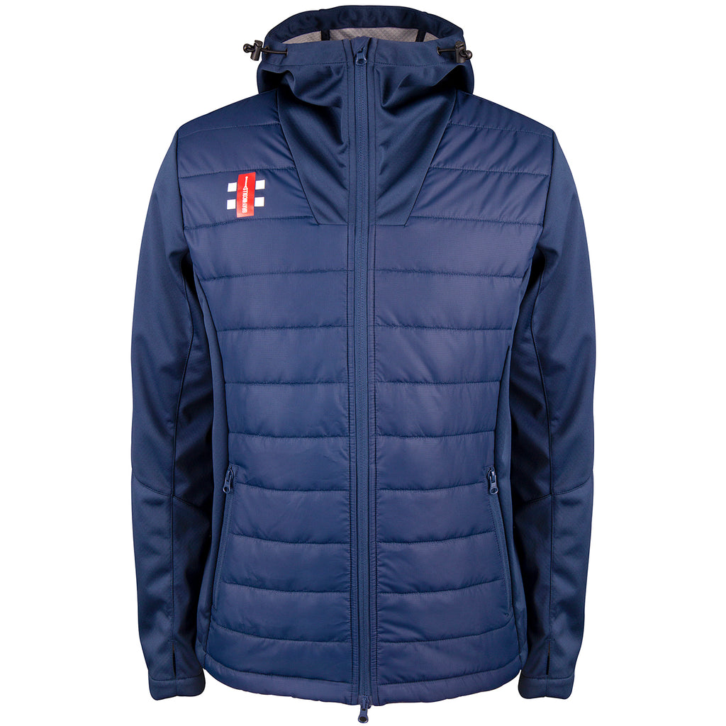 Gray Nicolls Pro Performance Full Zip Jacket (Navy)