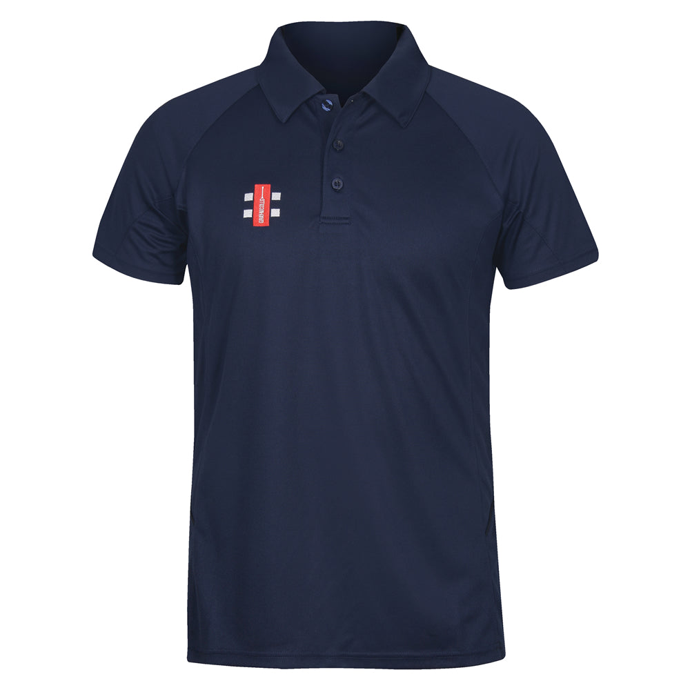 Gray Nicolls Matrix Polo Shirt (Navy)