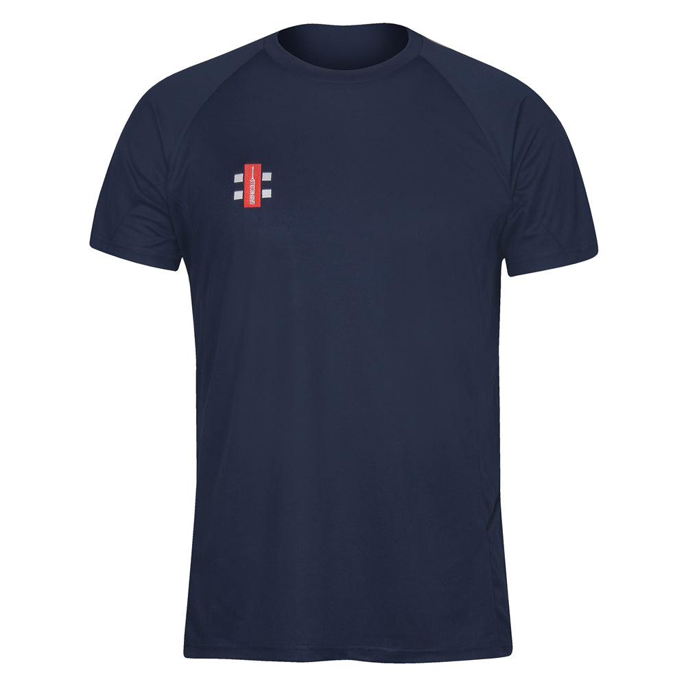 Gray Nicolls Matrix Tee Shirt (Navy)