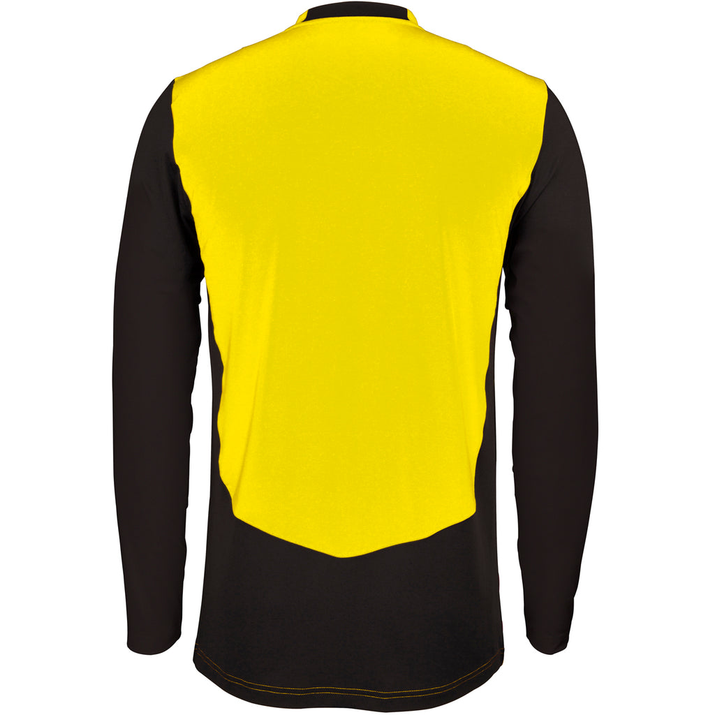 Gray Nicolls Pro Performance T20 LS Shirt (Yellow/Black)