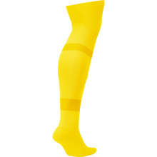 Load image into Gallery viewer, Nike Matchfit Socks (Tour Yellow/Black)