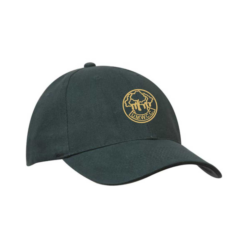 Underwood Miners Welfare CC Cricket Cap (Bottle)