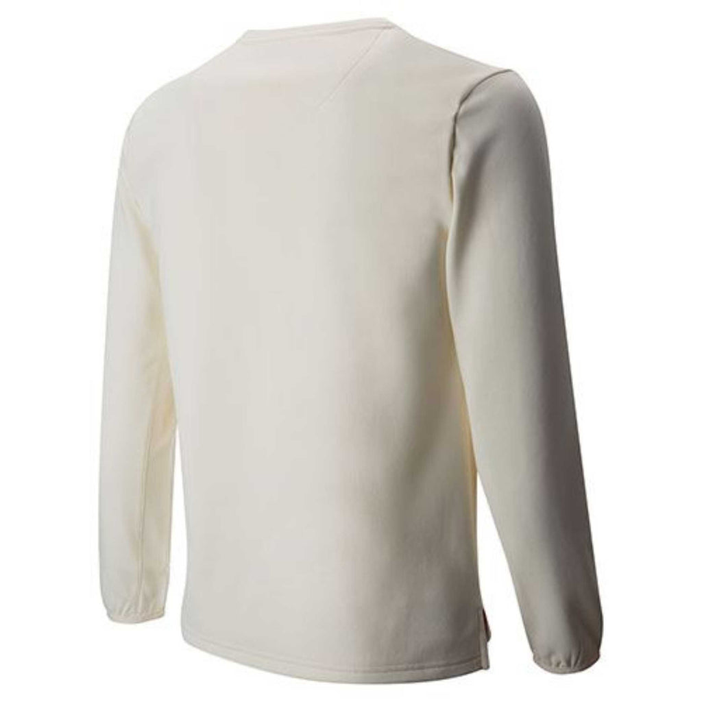 New Balance Womens Cricket Sweater (Angora)