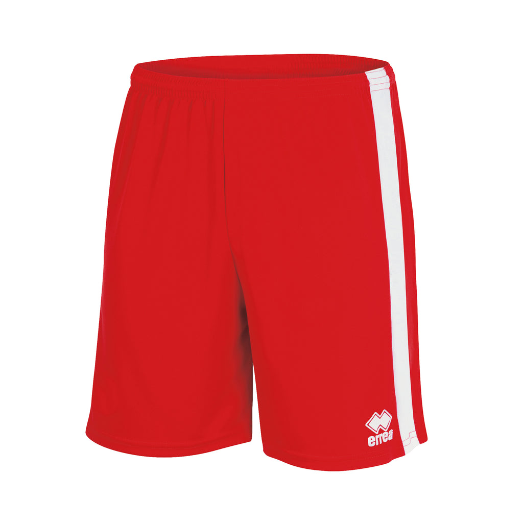 Errea Bolton Short (Red/White)