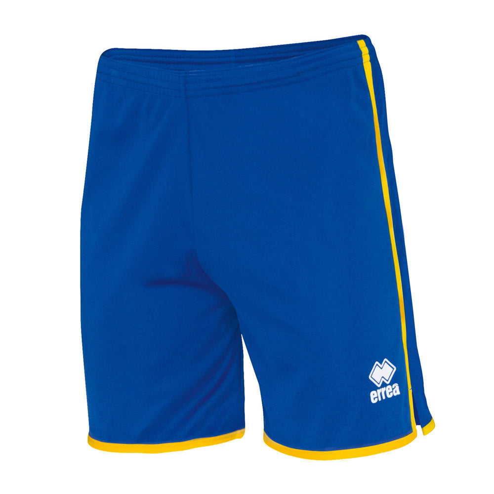 Errea Bonn Short (Blue/Yellow)