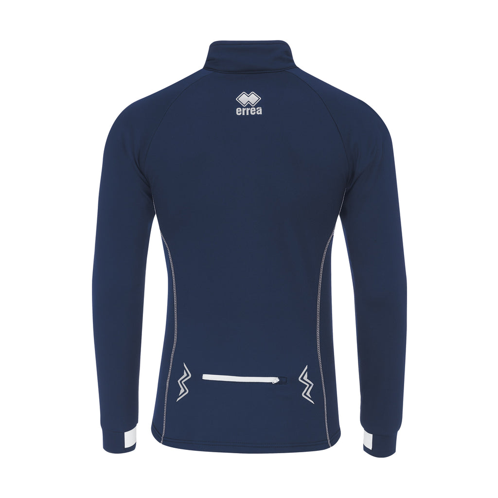 Errea Fartlek Midlayer Top (Navy/White)