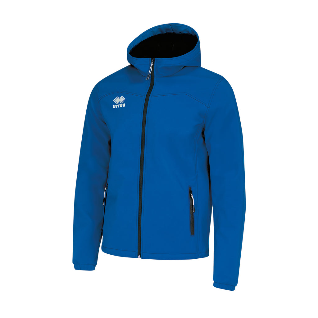 Errea Geb Softshell Jacket (Blue)