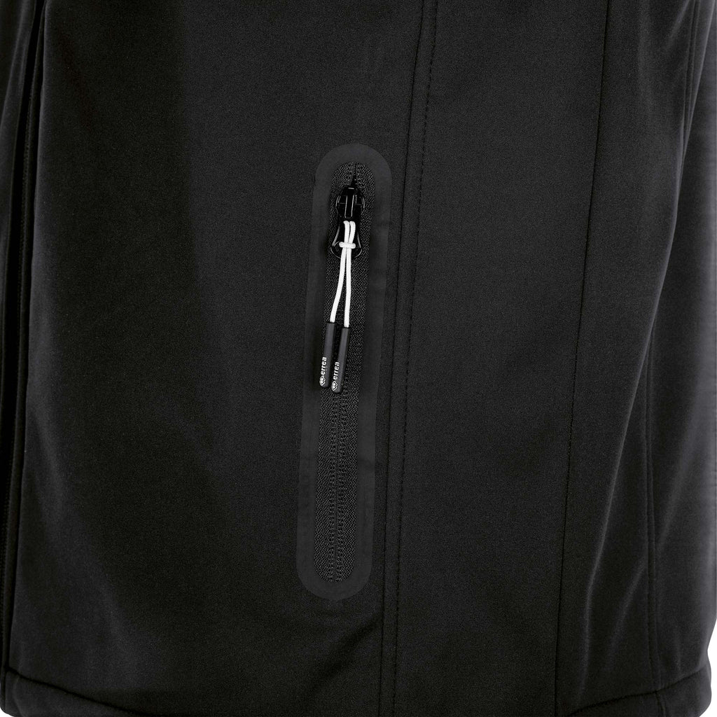 Errea Geb Softshell Jacket (Black)