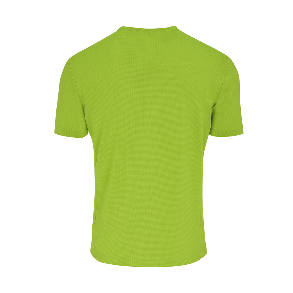 Errea Everton Short Sleeve Shirt (Green Fluo)