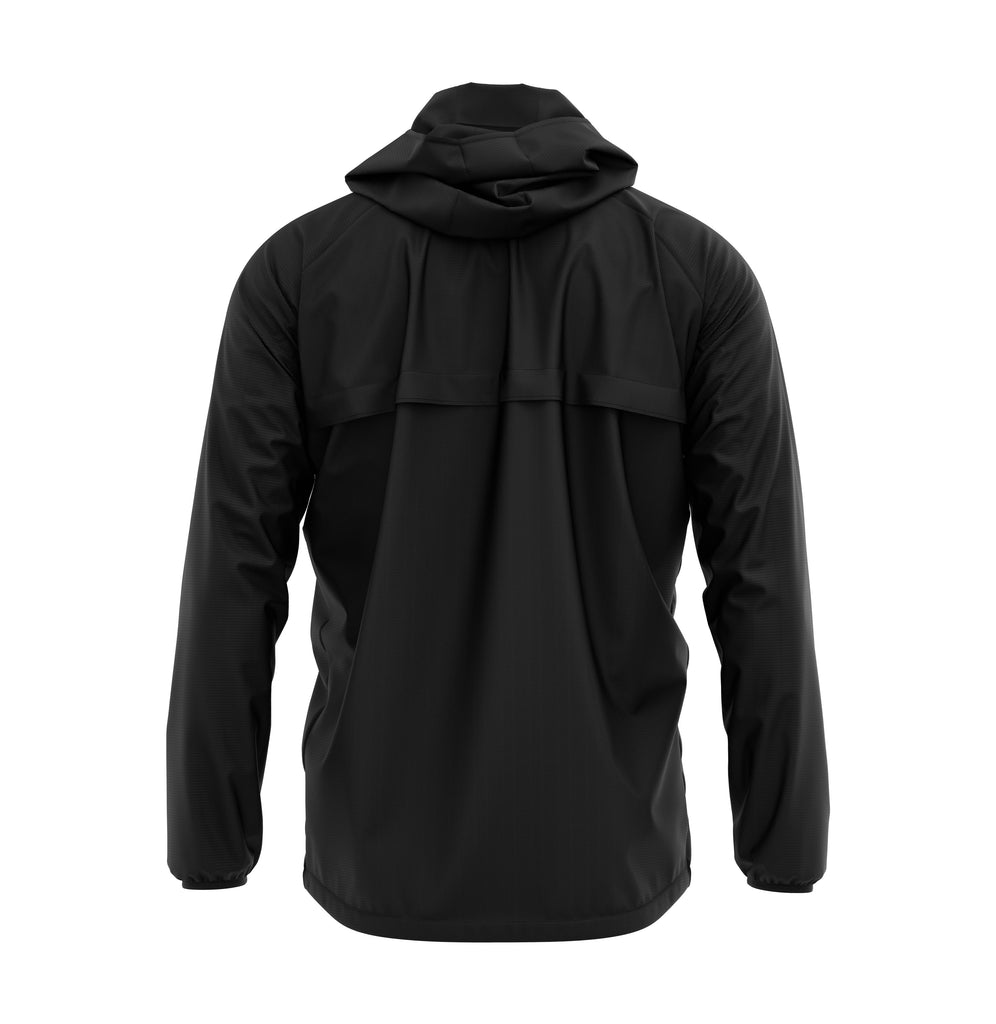 New Balance Teamwear Training Rain Jacket (Black)