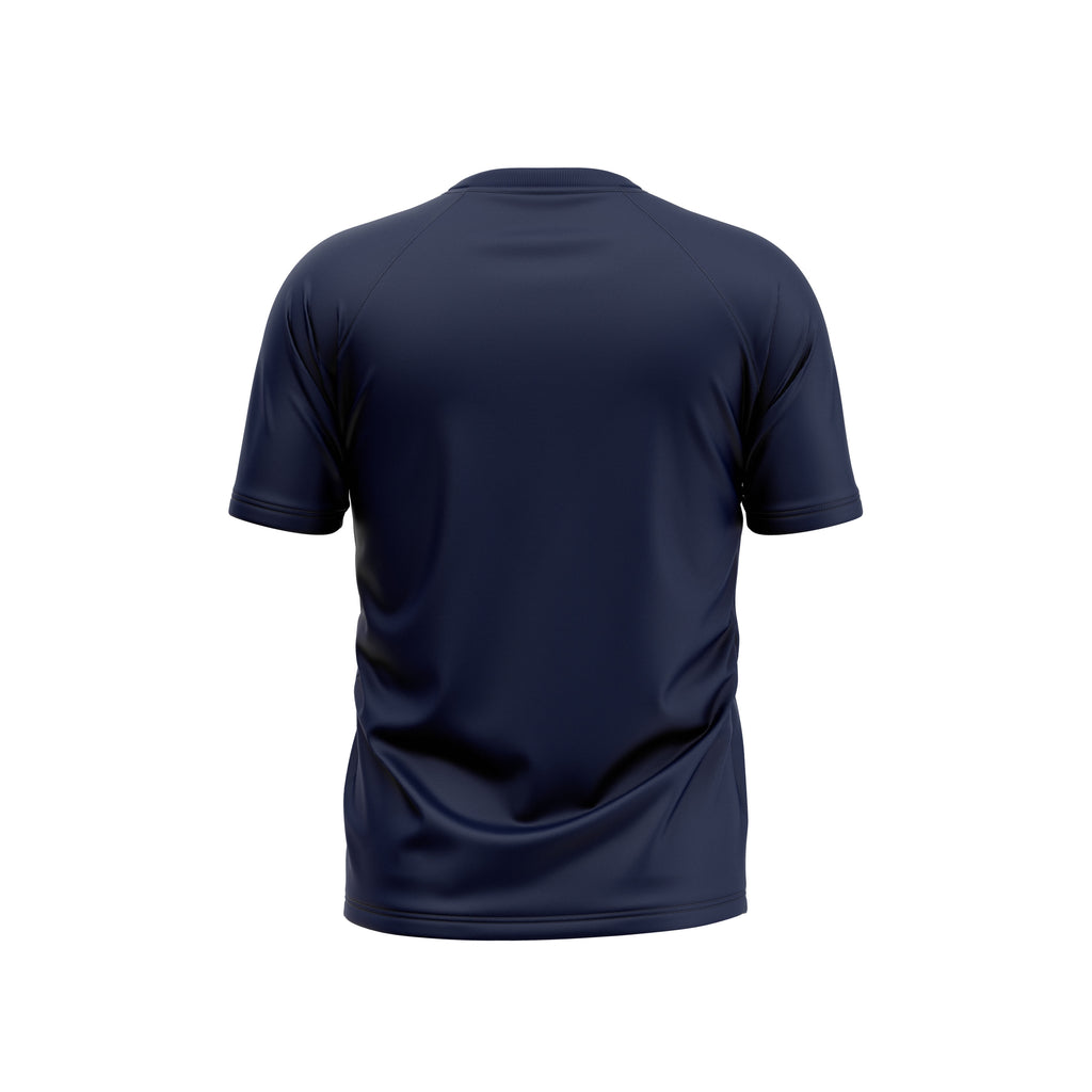 New Balance Teamwear Training Cotton Feel Tee (Navy)