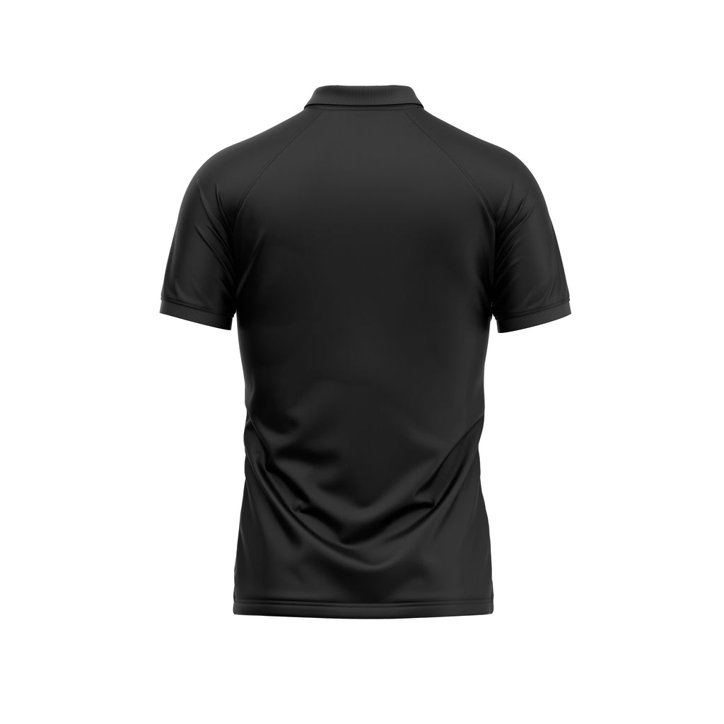 New Balance Womens Teamwear Training Polo (Black)