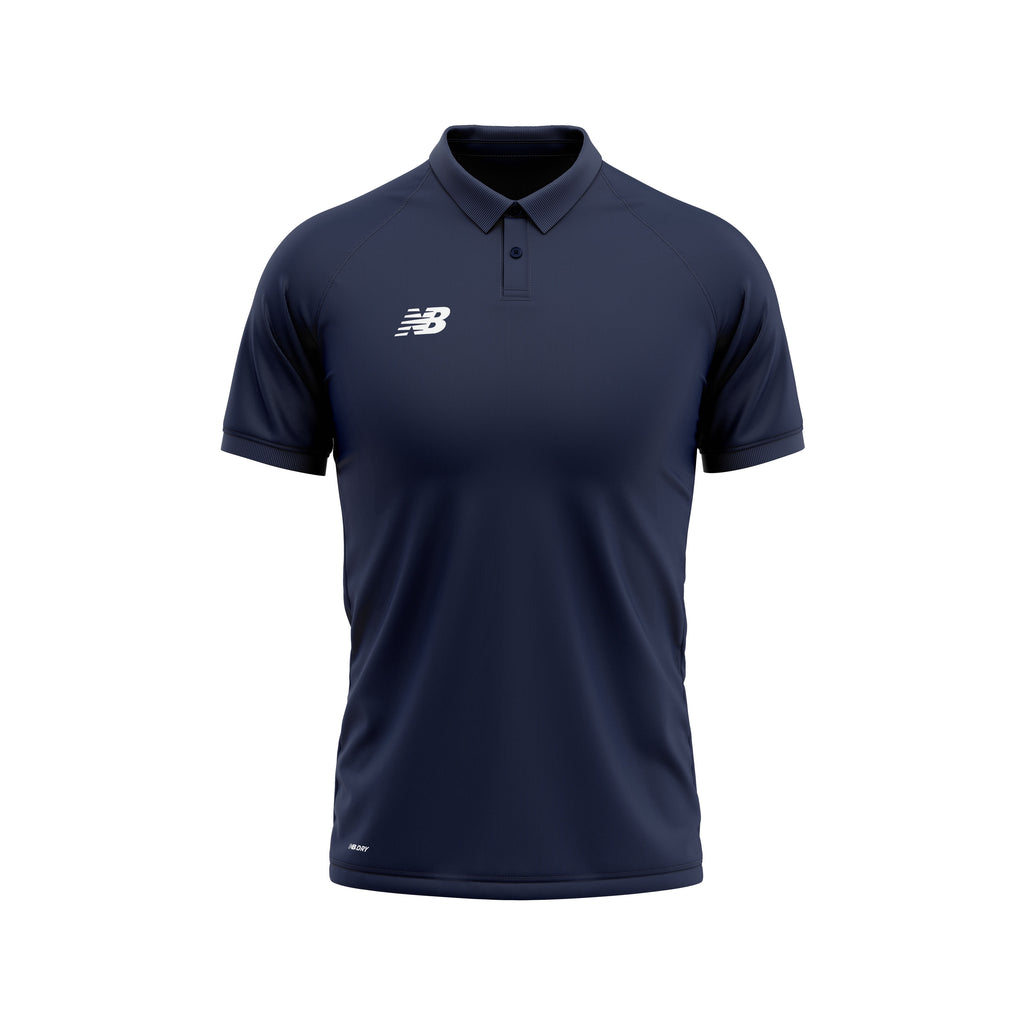 New Balance Teamwear Training Polo (Navy)