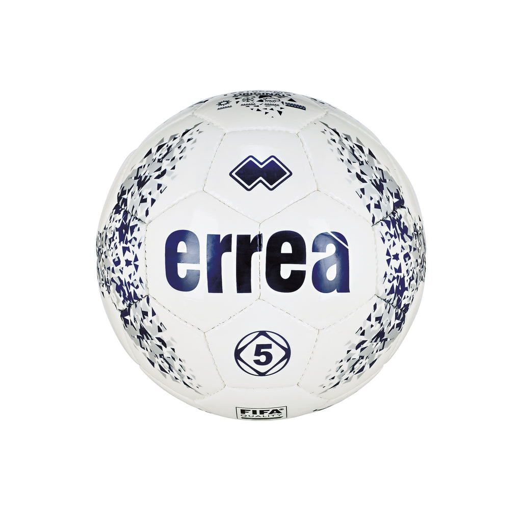 Errea Stream Original Elite Football (White/Navy/Silver)