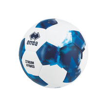 Load image into Gallery viewer, Errea Stream Hybrid Football (White/Navy/Sky)
