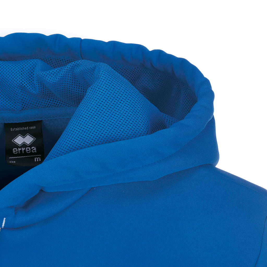 Errea Jonas Hooded Top (Blue)