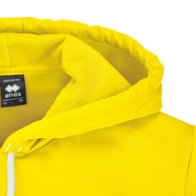 Load image into Gallery viewer, Errea Jonas Hooded Top (Yellow Fluo)