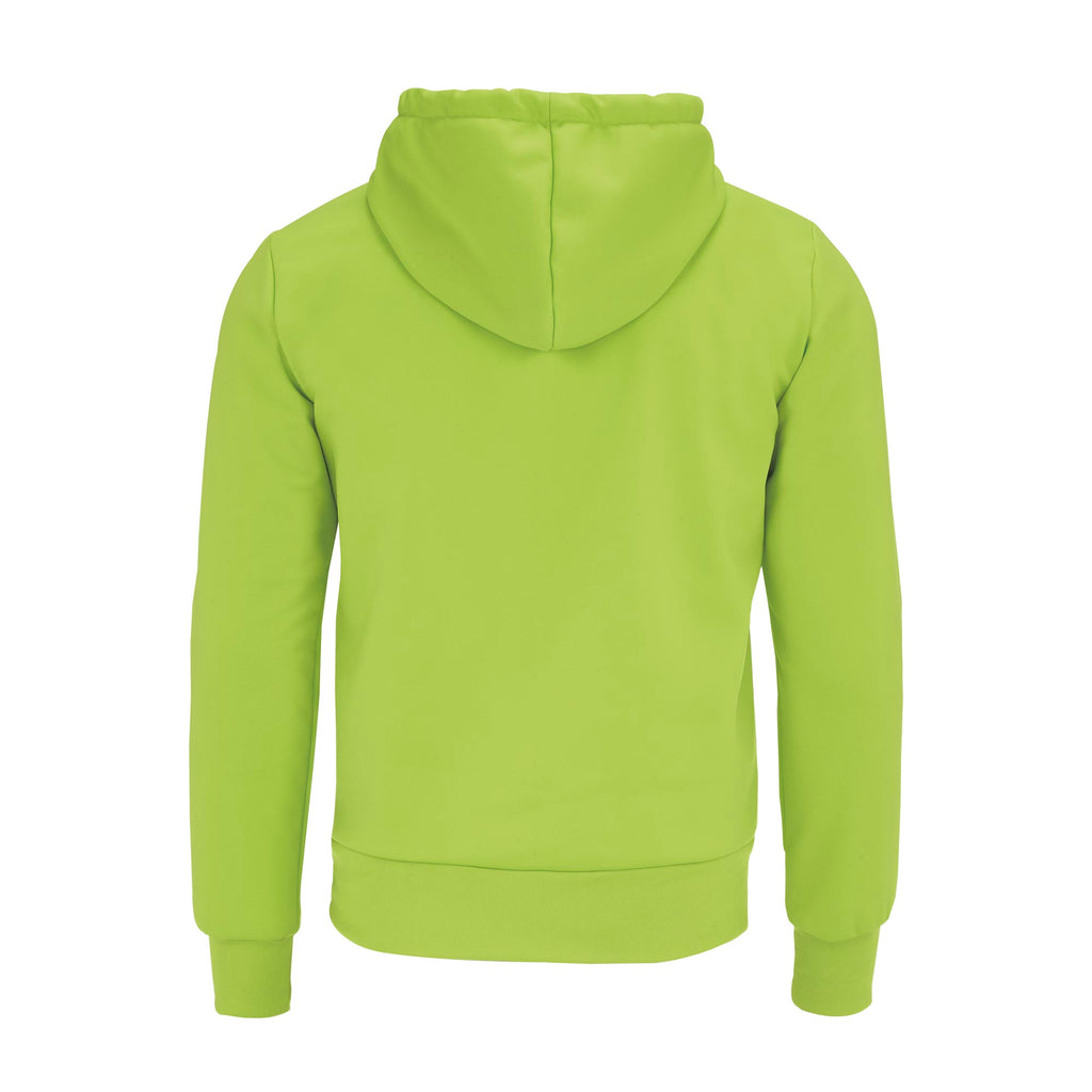 Errea Jonas Hooded Top (Green Fluo)