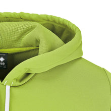 Load image into Gallery viewer, Errea Jonas Hooded Top (Green Fluo)