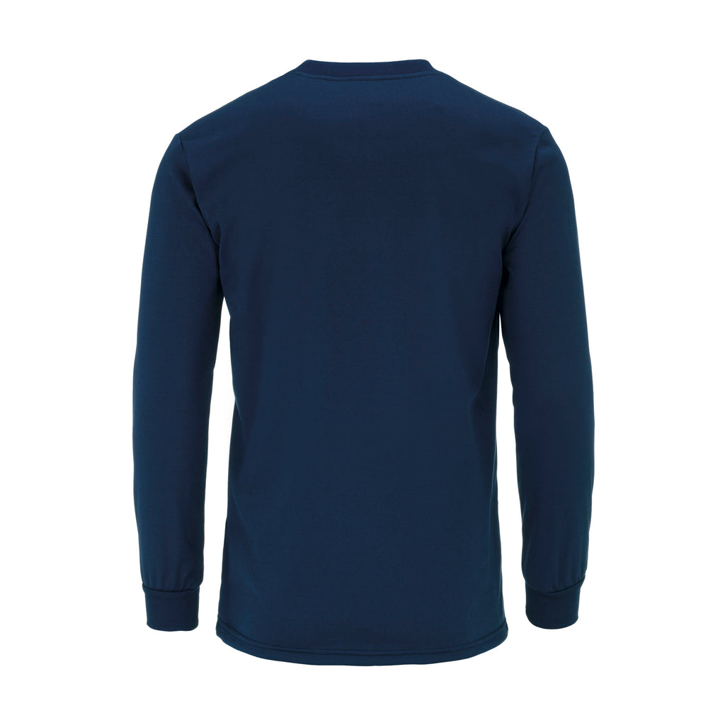 Errea Julio Crew Sweatshirt (Navy/White)
