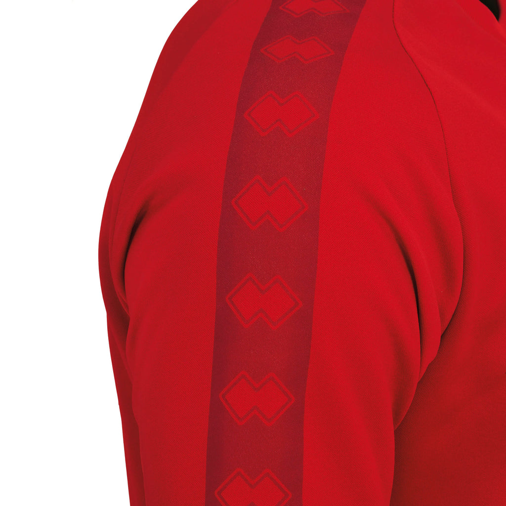 Errea Spirit Crew Sweatshirt (Red)