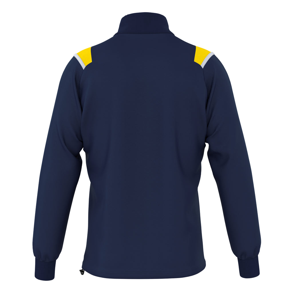 Errea Lars Midlayer Top (Navy/Yellow/White)