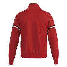 Load image into Gallery viewer, Errea Dexter Full-Zip Jacket (Red/Black/White)
