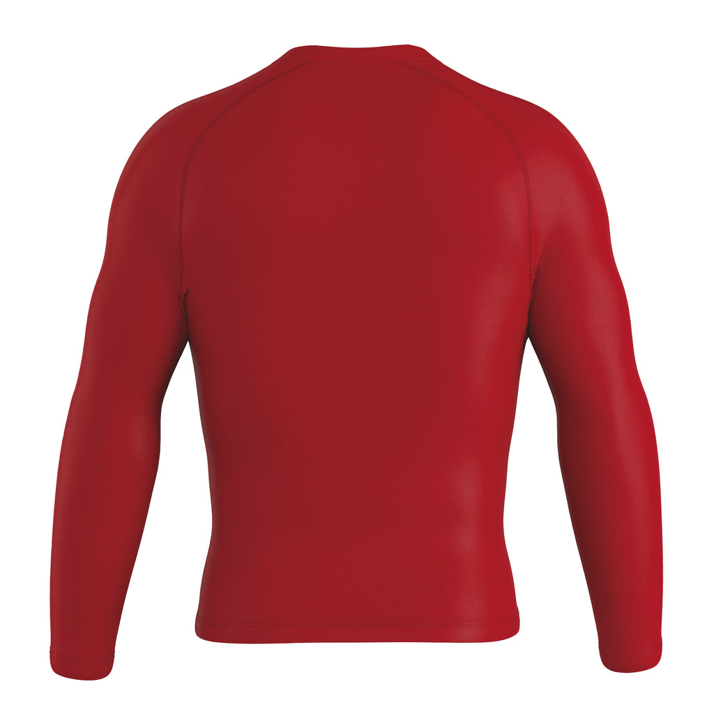 Errea Daris Long Sleeve Baselayer (Red)