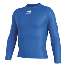 Load image into Gallery viewer, Errea Daris Long Sleeve Baselayer (Blue)