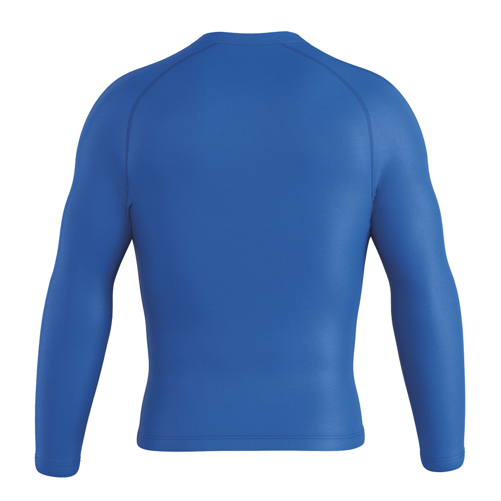 Errea Daris Long Sleeve Baselayer (Blue)