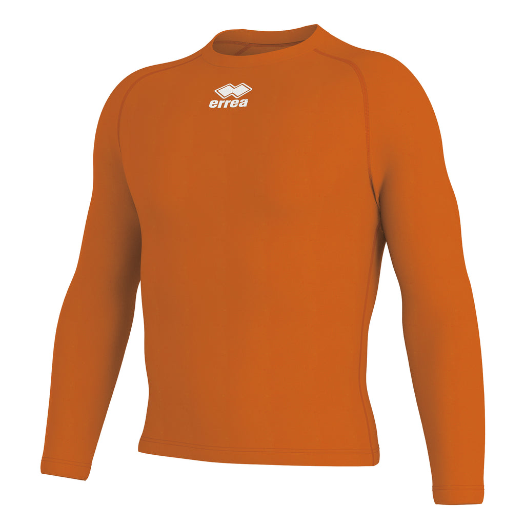 Errea Daris Long Sleeve Baselayer (Orange)