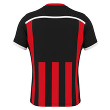 Load image into Gallery viewer, Errea Elliot Short Sleeve Shirt (Black/Red)