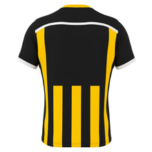 Load image into Gallery viewer, Errea Elliot Short Sleeve Shirt (Black/Yellow)