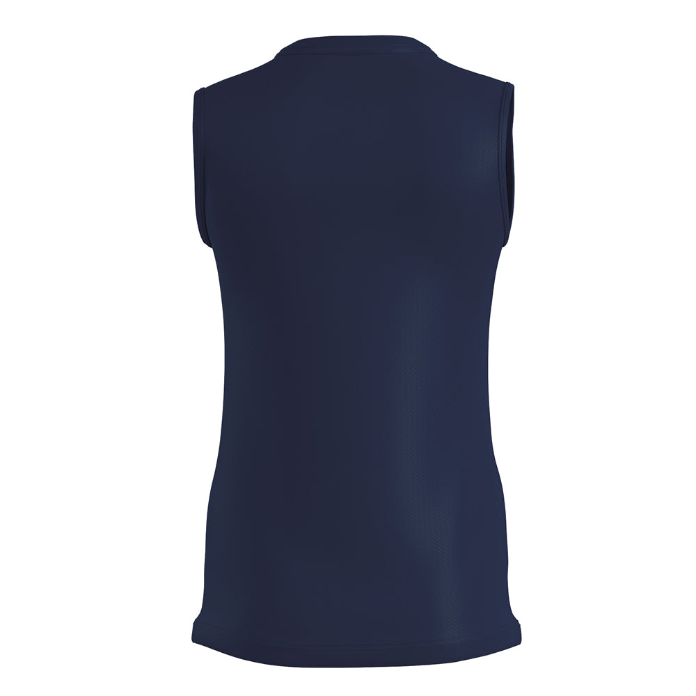 Errea Women's Divina Vest (Navy/Yellow/White)