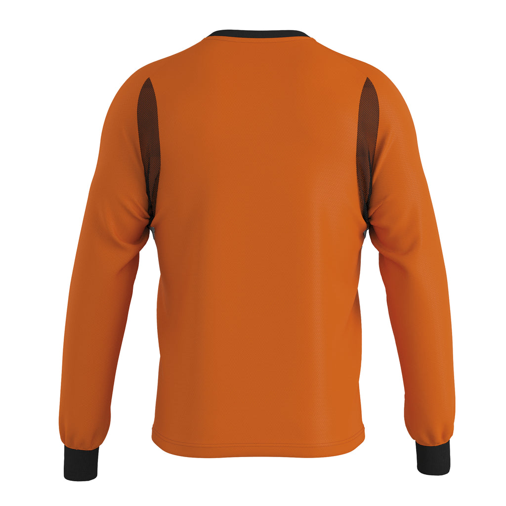 Errea Malibu Goalkeeper Shirt (Orange Fluo/Black)
