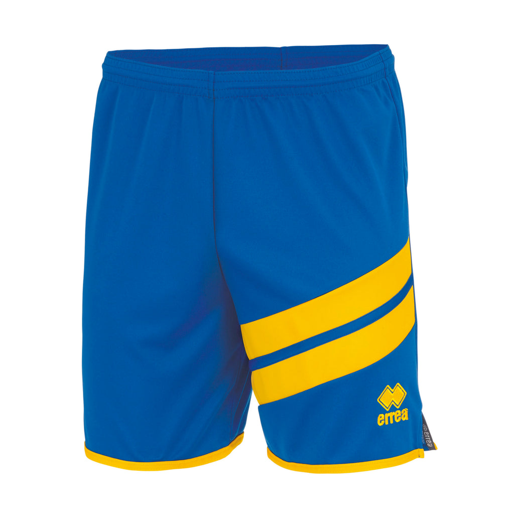 Errea Jaro Short (Blue/Yellow)