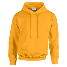Load image into Gallery viewer, Gildan Heavy Blend Hoodie (Gold)