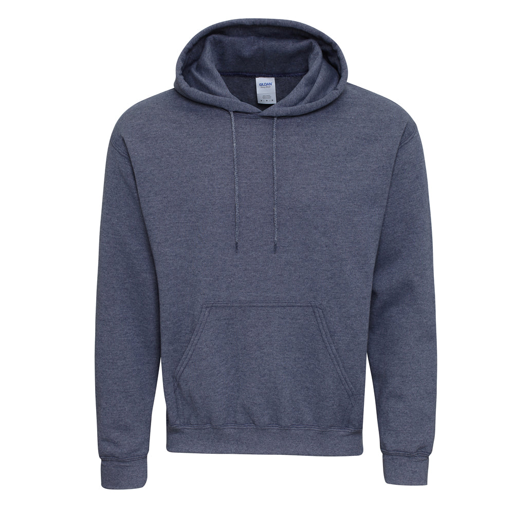 Gildan Heavy Blend Hoodie (Heather Sport Dark Navy)