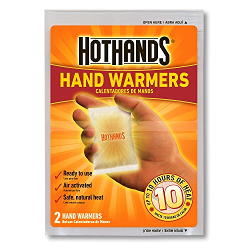 Hot Hands Hand Warmers (2 Pack)