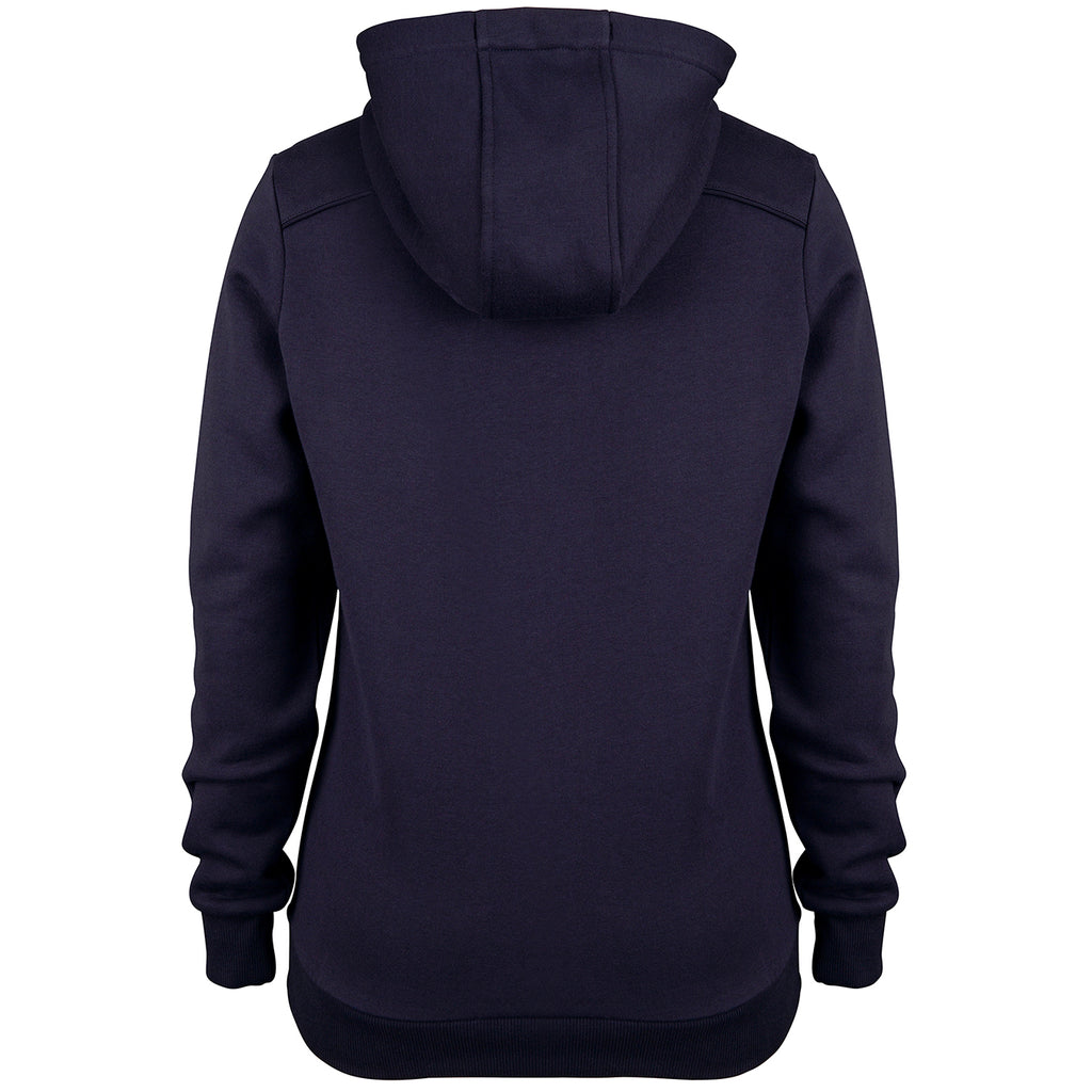 Grays Hockey Womens Point Hoodie (Dark Navy)