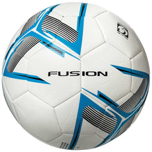 Load image into Gallery viewer, Precision Fusion Training Ball (White/Cyan/Black)