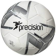 Load image into Gallery viewer, Precision Fusion Training Ball (White/Silver/Black)