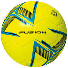 Load image into Gallery viewer, Precision Fusion Training Ball (Fluo Yellow/Cyan/Black)