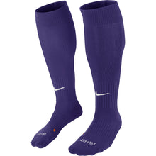 Load image into Gallery viewer, Nike Classic II Football Sock (Court Purple/White)