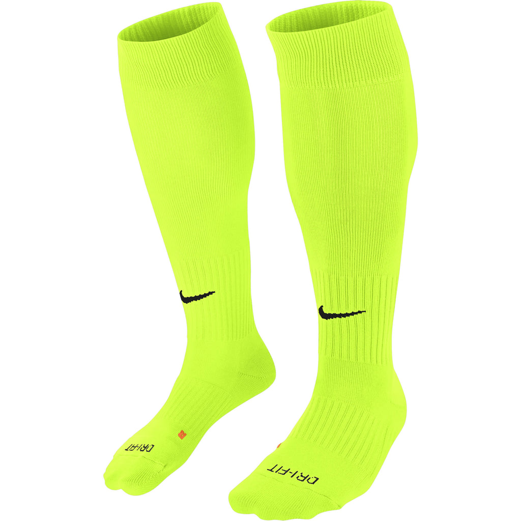 Nike Classic II Football Sock (Volt/Black)