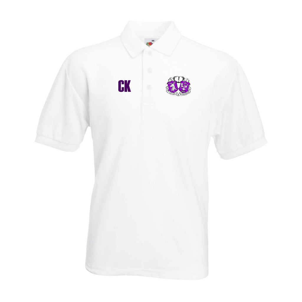 Thornleigh PE Polo Shirt (White)