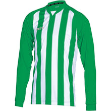 Load image into Gallery viewer, Mitre Optimize LS Football Shirt (Emerald/White)