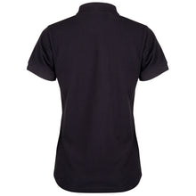 Load image into Gallery viewer, Grays Hockey Womens Tangent Polo (Black)
