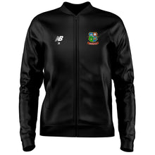 Load image into Gallery viewer, Hessle CC New Balance Training Jacket Knitted (Black)