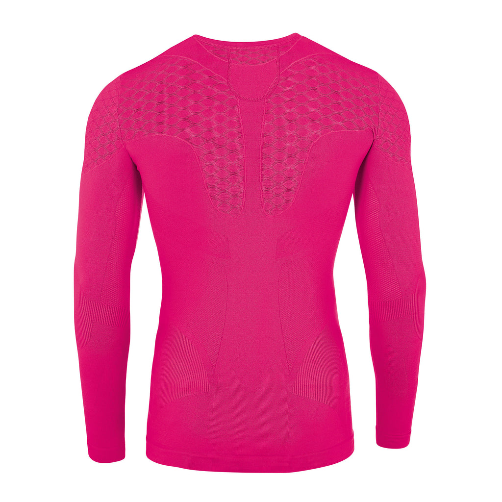 Errea Davor Long Sleeve Baselayer (Fuchsia)